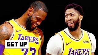 Anthony Davis trade makes the Lakers early 2020 championship favorites in Vegas | Get Up
