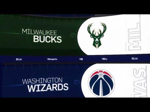 Milwaukee Bucks vs Washington Wizards Game Recap | 1/11/19 | NBA