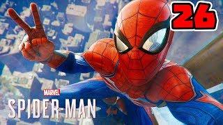 Spider-Man 2018 PL (26) - MUTANTY ATAKUJĄ! [PS4 PRO] | 4K | Vertez