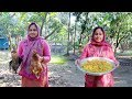 Traditional Bengali Khichuri & Chicken in Indian Village by Girl & Mom   Village Food Factory & Life