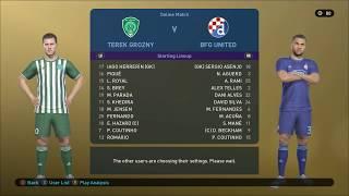PES 2019 - MYCLUB-First Online Match