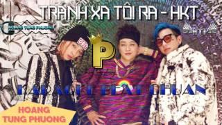 Beat Chuẩn || Karaoke HD || Tránh Xa Tôi Ra - HKT Band