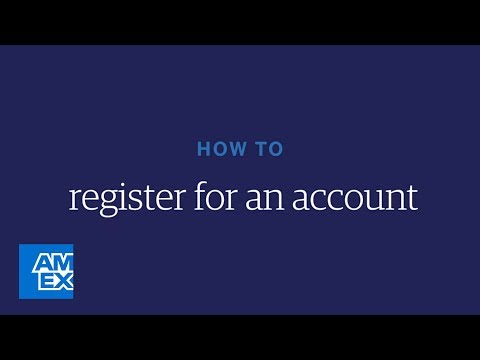 Merchants - Learn How To Register For An Online Account | American Express
