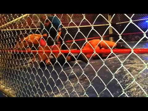 Jake Logan VS Cody Jones - Cage Match (October 18,