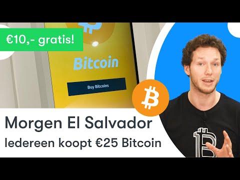 Hele wereld koopt morgen voor 25 euro bitcoin | BTC koers & nieuws vandaag |#489
