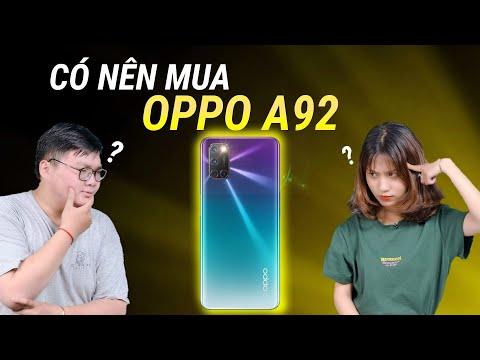 """""""OPPO A92"""" có còn đáng mua sau 5 tháng ra mắt ??"""
