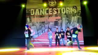 Vlog : СОЛО Радмир. Брейк-данс выступление DANCESTORM, 24.12.2017