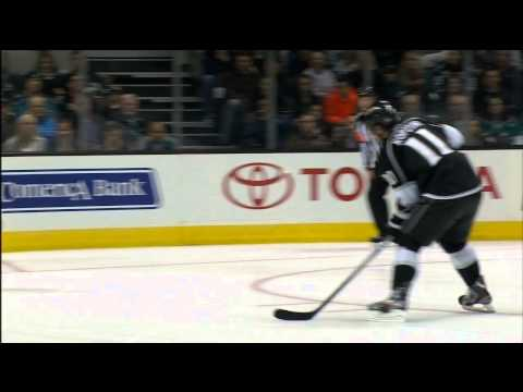 4/16/13 Kings Vs. Sharks Shootout