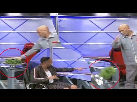"""Mira la reacción de Nelson Javier en esta entrevista a Carlos """"El Final"""" Gómez en  """"Buena Noche TV"""""""