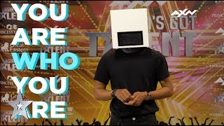 All You Need To Know About Mr.Headbox!   AXN Asia's Got Talent 2019