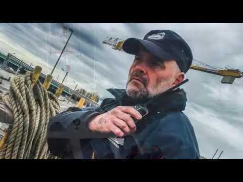 HZS Dar Młodzieży 2017 - sailing a Tall Ship