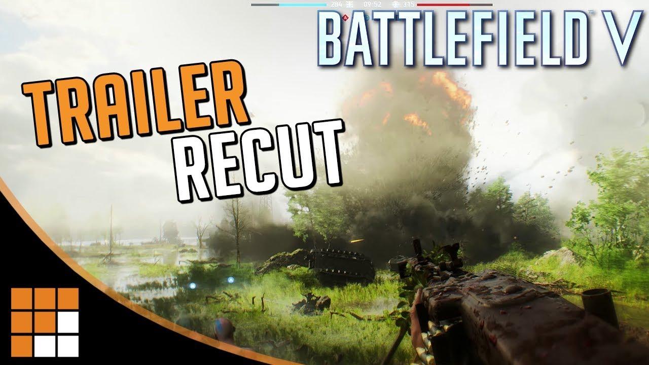 Battlefield V Trailer Recut: Friction