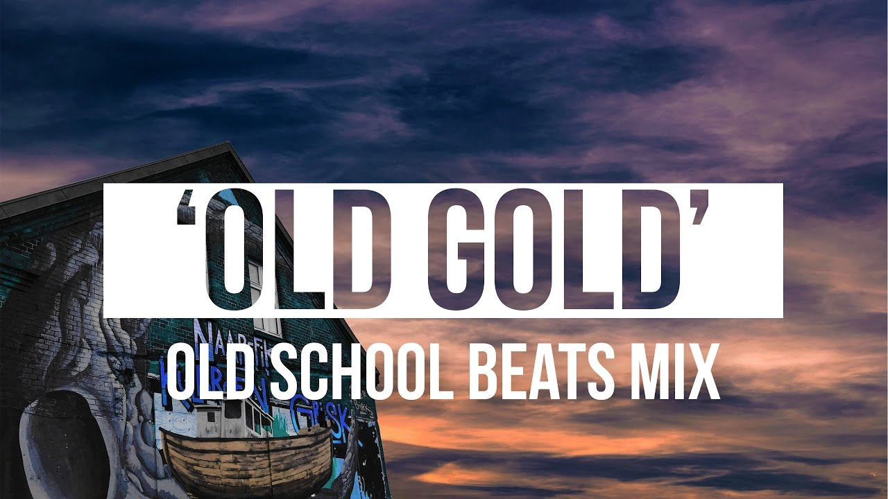 Real Chill Old School Hip Hop Rap Instrumentals Mix 'Old Gold' | Chuki Beats