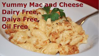 Delicious Vegan Macaroni And Cheese Daiya Free And Oil Free