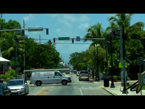 Key West by Trolley Before Hurricane Irma, The Destroyer and USS Abraham Lincoln  - YouTube