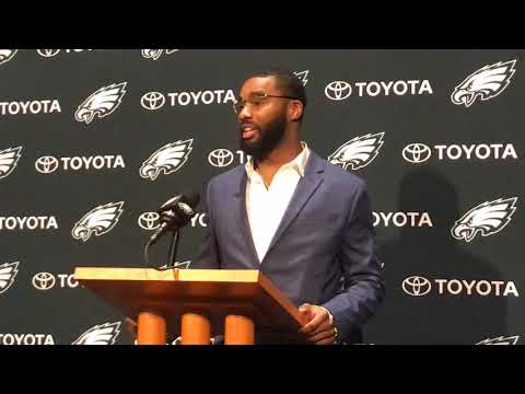 Daryl Worley on how he'll help the Eagles