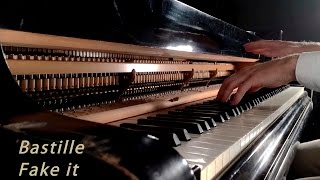 Bastille - Fake it - Piano Cover
