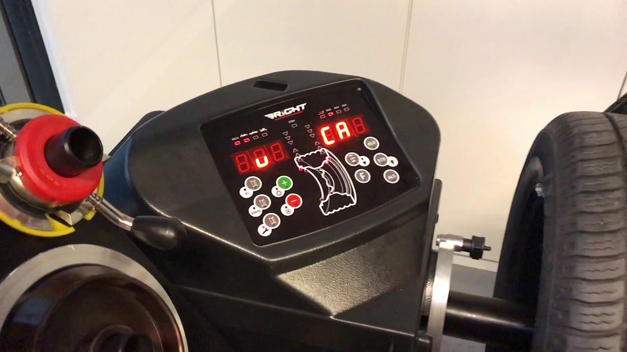 Radwuchtmaschine Wuchtmaschine Auswuchtmaschine Reifenwuchtmaschine Atlanis