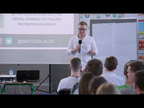 "Gdańsk Business Week 2017 - Antoni Łącki ""Communication is the key to everything"""