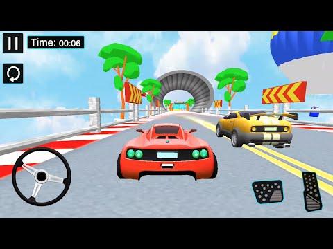 Đua xe ô tô 3D cực hay trên điện thoại di động   Kiều Hương