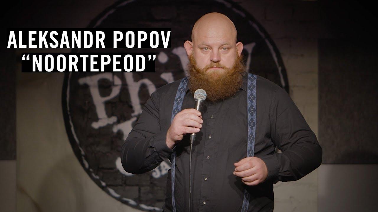 "Aleksandr Popov - ""Noortepeod"""