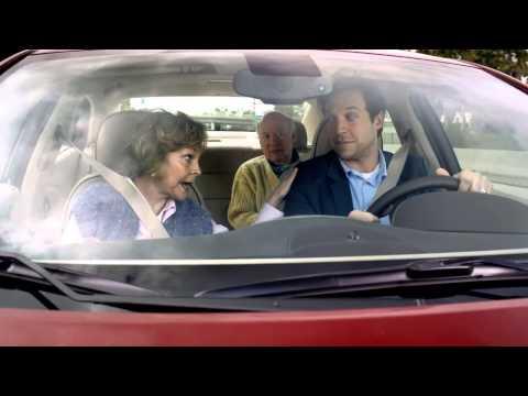 2013 Chevrolet Malibu Eco Airport Run Commercial