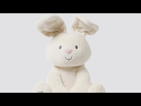 Do Your Ears Hang Low? - Gund's Flora the Bunny - Buy Now at Funstra