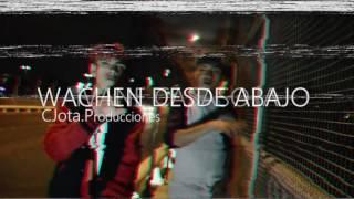 WACHEN DESDE ABAJO (VIDEO OFICIAL)|| EDUARDO CAMARILLO (FT IVANE CASASOLA)