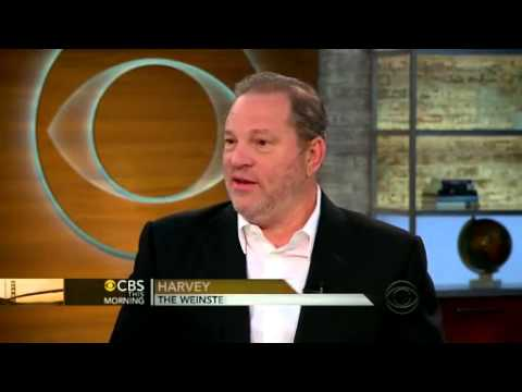 Harvey Weinstein stands off with Warner Bros  over movie title rights   CBS News Video 2