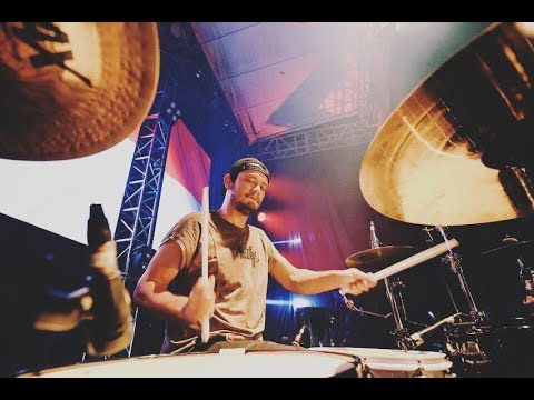 NTRL - SORRY LIVE NEW VERSION (Eno Drum Cam)