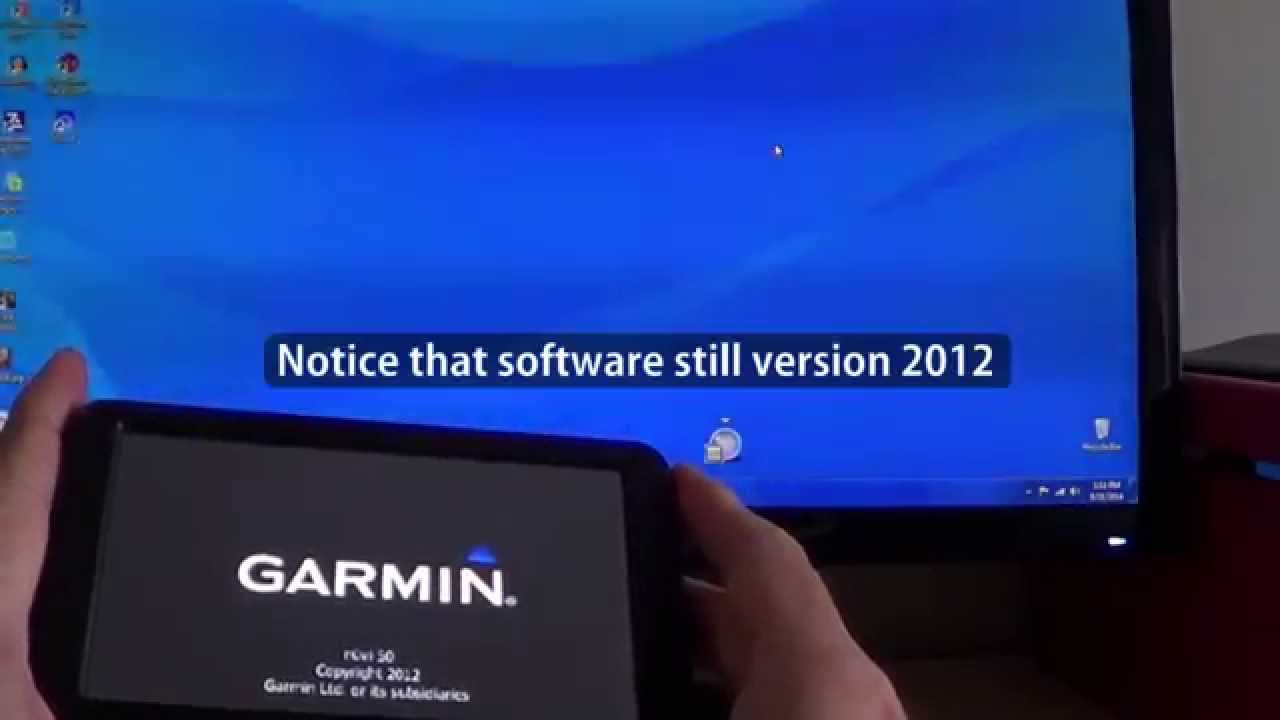 Garmin Nuvi GPS Map Update Using Garmin Express Software YouTube - Update garmin nuvi 50lm