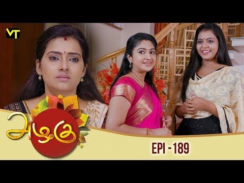 Azhagu - Tamil Serial | அழகு | Episode 189 | Sun TV Serials |  03 July 2018 | Revathy | Vision Time
