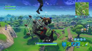 Fortnite - Amazing Cart Glitch thumbnail