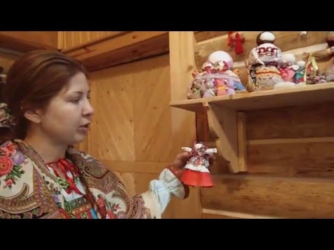 Обрядовые куклы, обереги