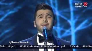 Arab Idol الحلقات المباشرة-حازم شريف- قارئة الفنجان