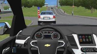 City Car Driving - Chevrolet Tahoe LTZ | Normal Driving