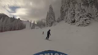 Poiana Brasov - Primele ture la ski din sezonul 2017 2018 09.12.2017 - Lupului, Sulinar, R ...