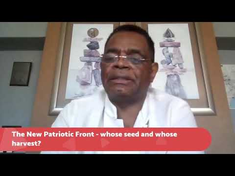 The New Patriotic Front , who is behind it ?