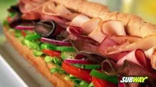 Реклама сети ресторанов Subway для телевидения. Английская версия.(Английская версия рекламы сети ресторанов быстрого питания Subway для показа во время Чемпионата Мира по..., 2014-06-17T09:33:58.000Z)