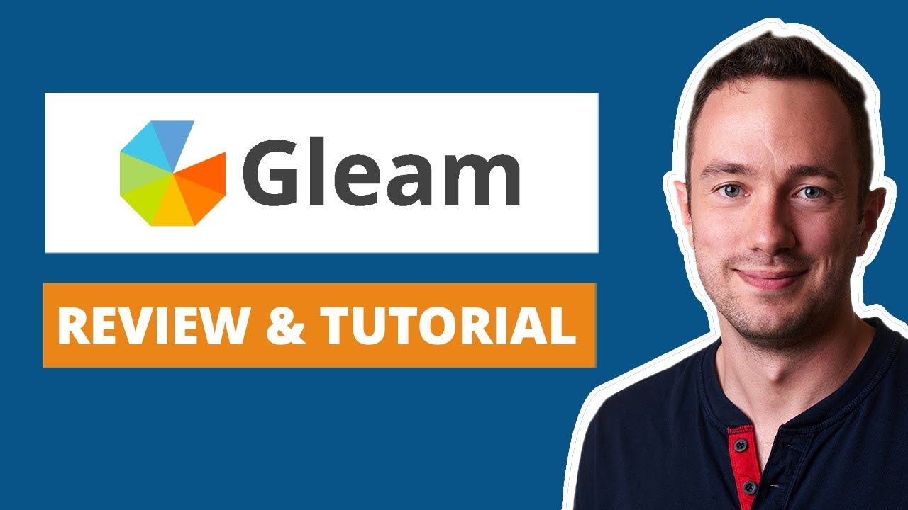Gleam io Review & Tutorial: How to Setup a Giveaway The Easy Way