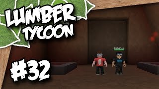 Lumber Tycoon 2 #32 - SECRET TEMPLE w/DigDug (Roblox Lumber Tycoon)