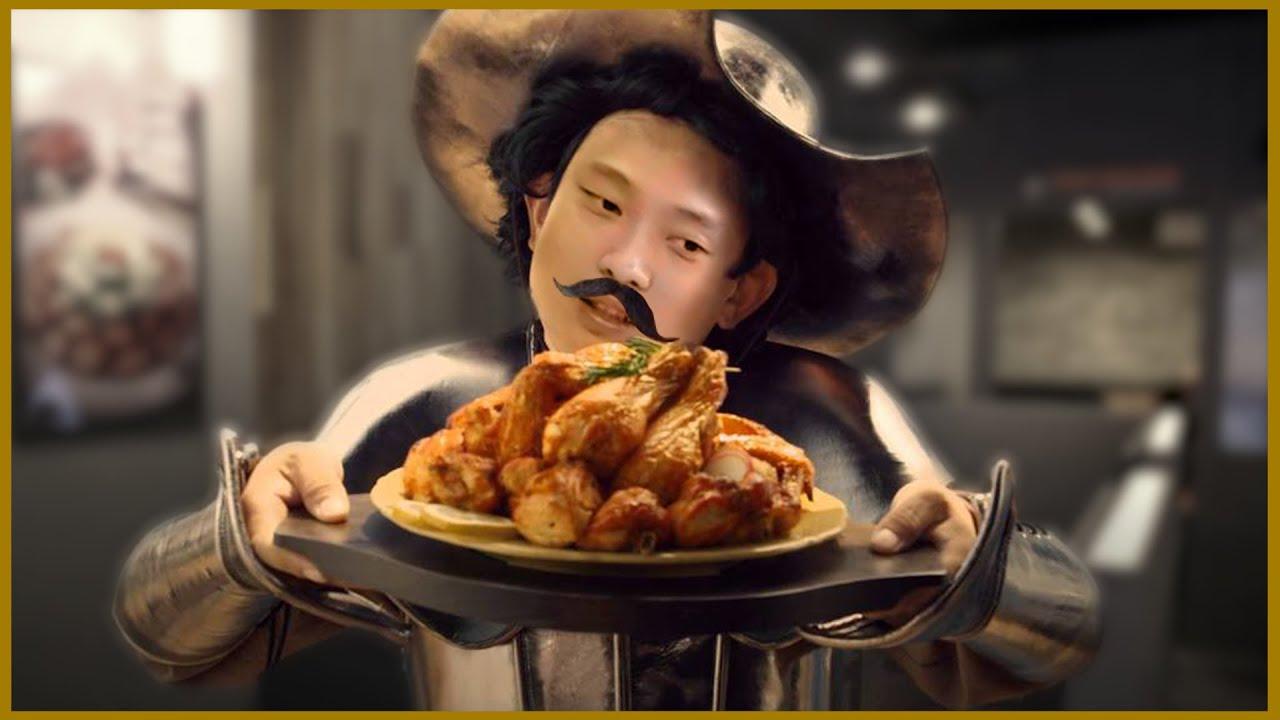 배그 치킨 시 치킨 50마리라고요!?