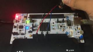 Lwip stm32 http_server netconn rtos test