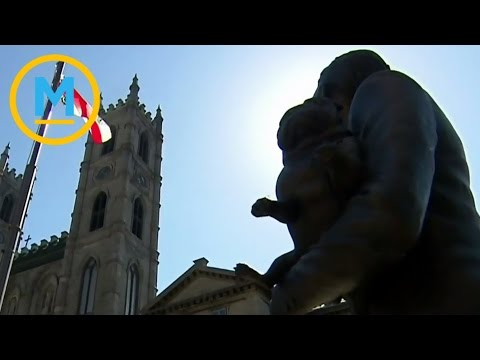 Anne-Marie gets a tour of Old Montreal | Your Morning