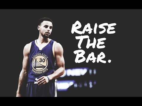 Stephen Curry- Raise the Bar- MVP Mix [HD] #Unanimous