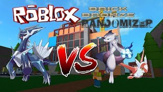 DIALGA VS MEWTWO & LATIAS!!! | ROBLOX PBB RANDOMIZER