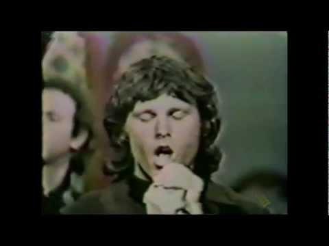 The Doors - Break On Through - first tv appearance - SHEBANG