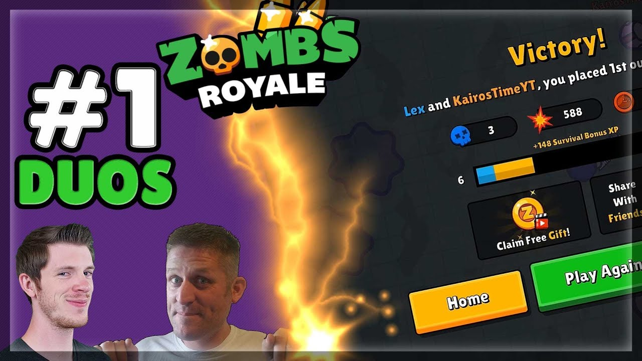 Zombs Royale Ios And Android Awesome New Battle Royale On Mobile