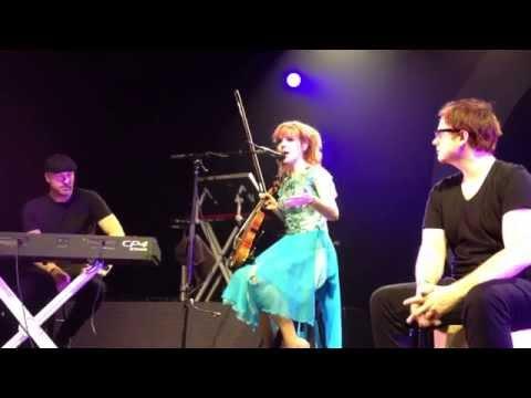Lindsey Stirling Live - Transcendence Street Jam - Lewiston, NY 2014