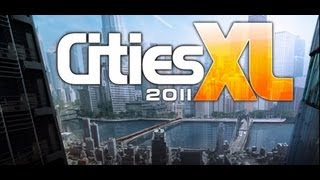 Cities XL 2011 HD Gameplay
